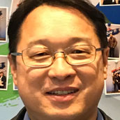 photo of Dr Youchu Wang